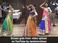 Over 6 Million Views For Indian Bride's Marathon Sangeet Performance