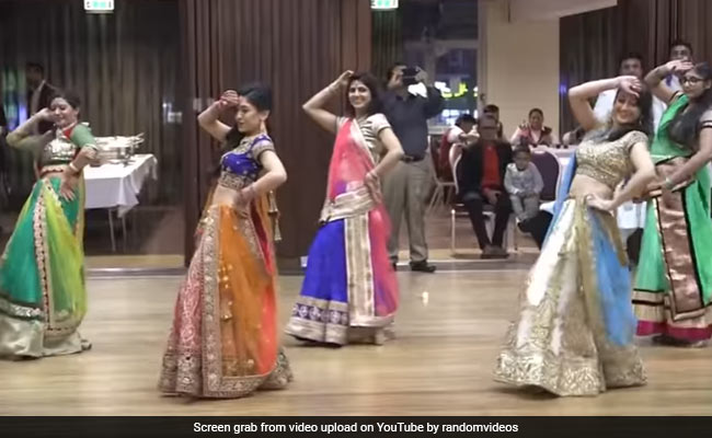 Over 6 Million Views For Indian Bride's Marathon Sangeet Performance