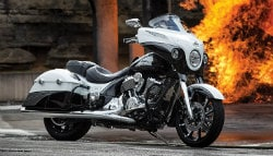 Indian Chieftain 'Jack Daniels' Limited Edition Revealed