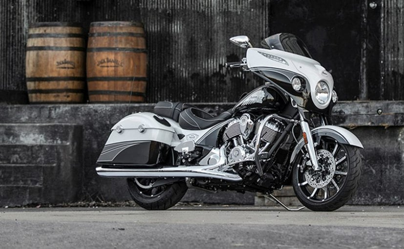 Indian Chieftain Jack Daniels Limited Edition Sold Out In 10 Minutes
