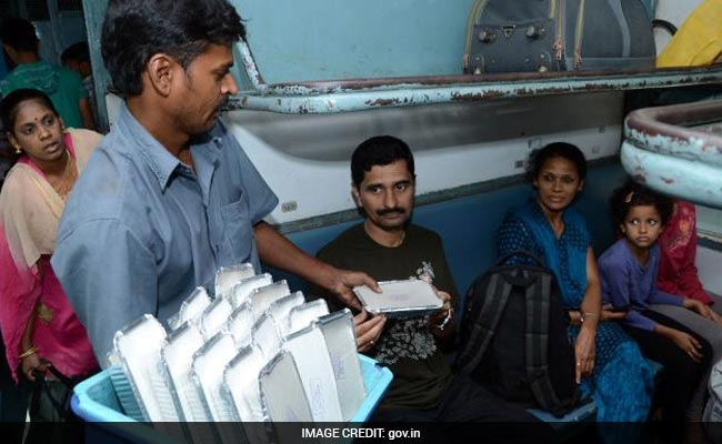Indian Railways Tweets New Rate Card So Passengers Won't Be Overcharged