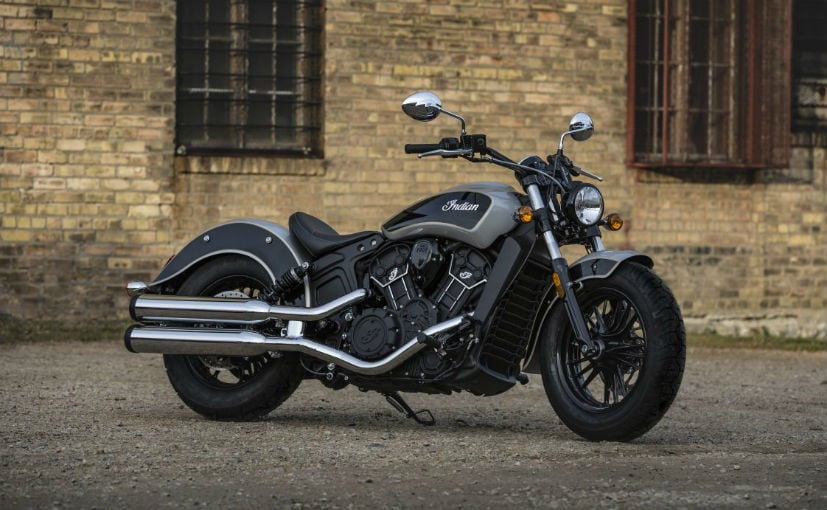 Indian Denies Reports Of Discontinuing Scout Sixty