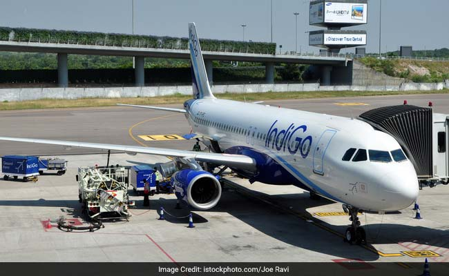 IndiGo Plane With Faulty Engine Forced To Return To France Due To Technical Reasons
