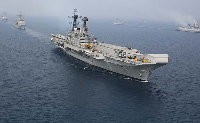 INS Viraat May Be Sunk And Turned Into Divers' Spot: Navy Chief Sunil Lanba To NDTV