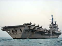 To Save Aircraft Carrier Viraat From Being Broken Up, Petition In Court