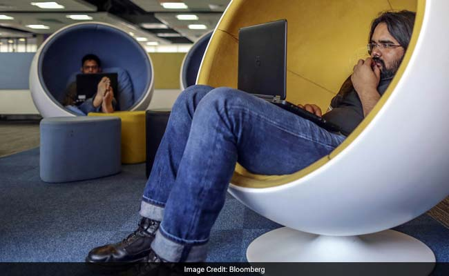 inside the flipkart headquarters in bengaluru