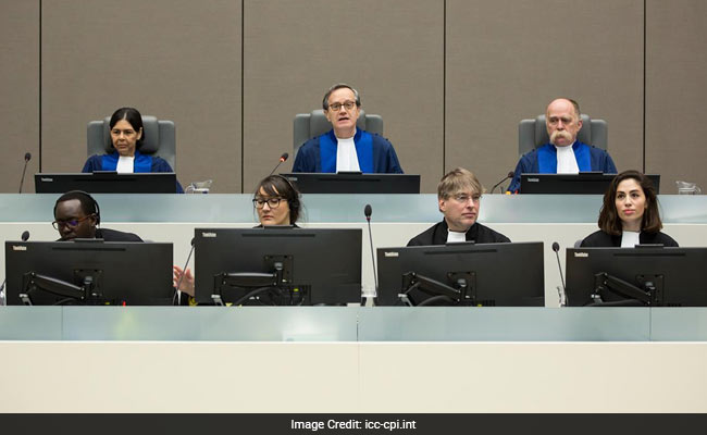 International Criminal Court Orders 'Reward' As A Token To War Crime Victims