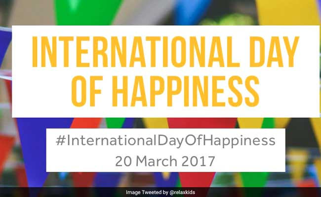 International Day Of Happiness: Everything You Need To Know