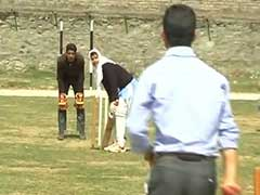 17-Year-Old Girl is Kashmir's New Cricket Sensation