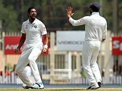 India vs Australia: Fired Up Ishant Sharma Gets The Better of Matt Renshaw