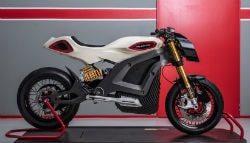 Italian Volt Unveils Custom Electric Bike Lacama