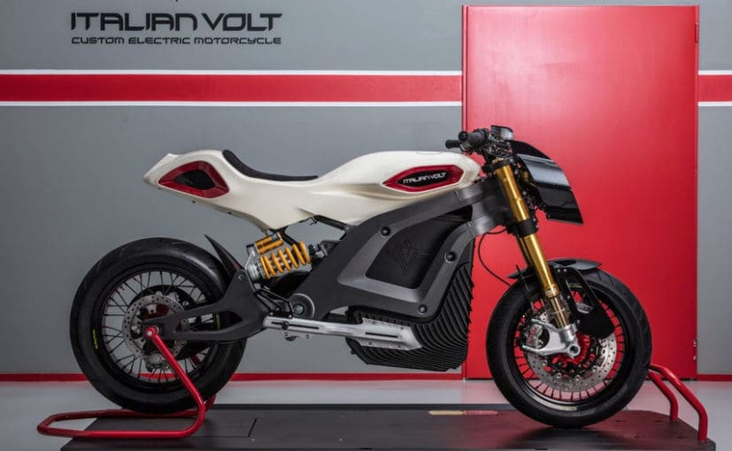 Italian Volt Unveils Custom Electric Bike Lacama