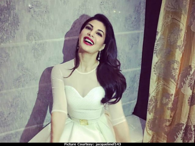 Jacqueline Fernandez Will Give Justin Bieber A Tour Of Mumbai While He's In India