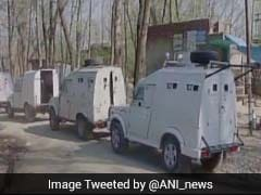 2 Terrorists Try To Ambush Senior Cops In Jammu And Kashmir's Pulwama District, Killed