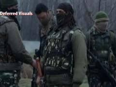 कश्मीर में आतंकवादियों से सुरक्षा बल का एनकाउंटर, गोलीबारी में एक पुलिसकर्मी घायल