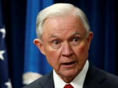 US Attorney General Jeff Sessions Brushes Off Donald Trump Criticism