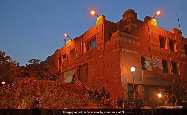 JNU Entrance Exam In December 2017, More Than 1 Lakh Students To Appear