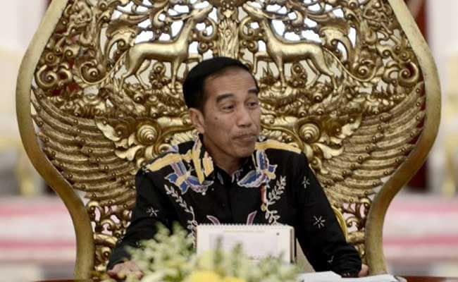 Indonesia's President Joko Widodo Says Open To Death Penalty Review