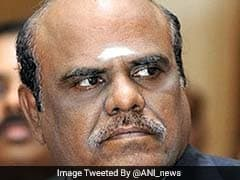 Justice Karnan Approaches President For Suspension Of Supreme Court Order