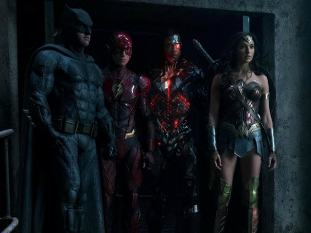 Justice League Trailer: This Time, All The Superheroes Come Together