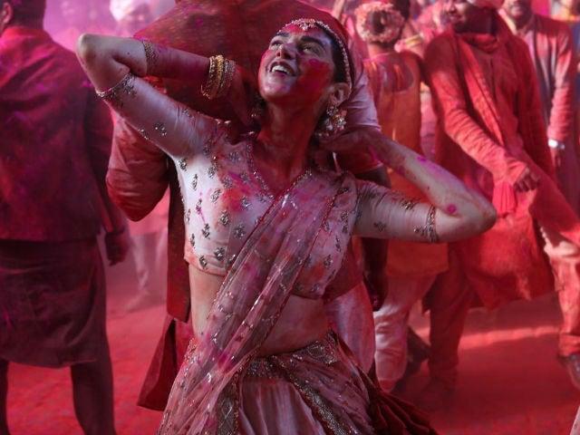 Aditi Rao Hydari Says, 'Mani Ratnam's Heroines Are Free Spirited'