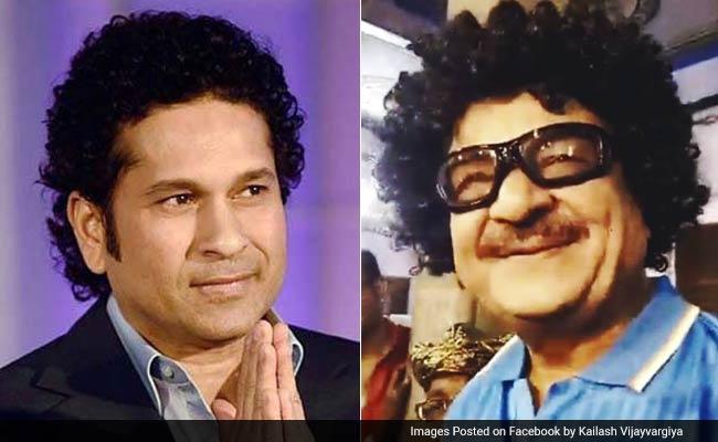 बीजेपी नेता बने सचिन तेंदुलकर, बयानों से लगाए चौके-छक्के!