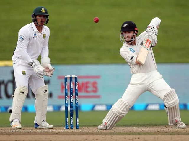 South Africa Reeling After Kane Williamson Century