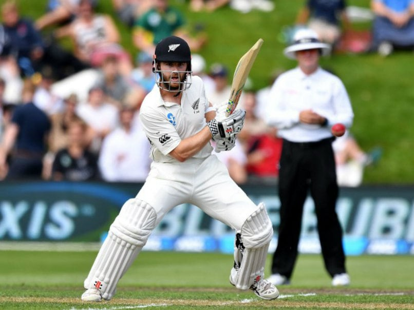 1st Test: Kane Williamson Leads Fightback For Injury-Hit New Zealand vs South Africa