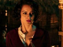 Kangana Ranaut, Star Of <i>Rangoon</i>, Knows She Won't 'Always Succeed'