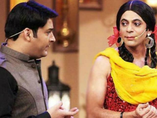 Kapil Sharma Apologises For Alleged Fight, Sunil Grover Accepts
