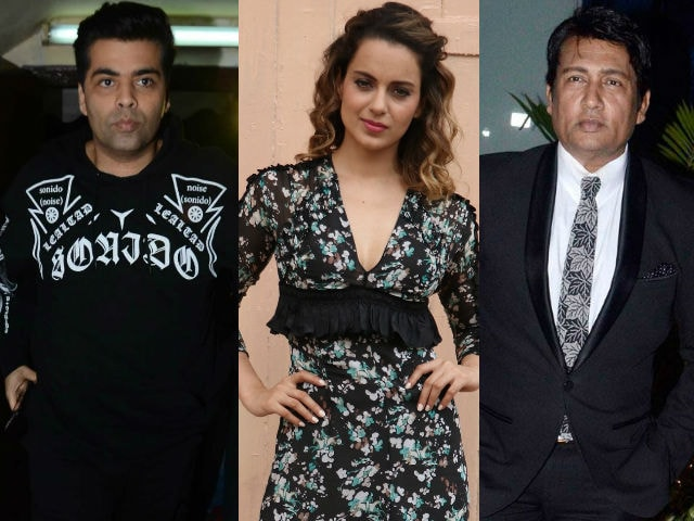 Kangana Ranaut vs Karan Johar: Shekhar Suman Jumps Into The Feud