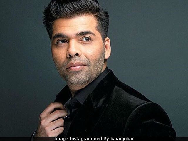 How Bollywood Filmmaker Karan Johar Kept News Of His Twins A Secret