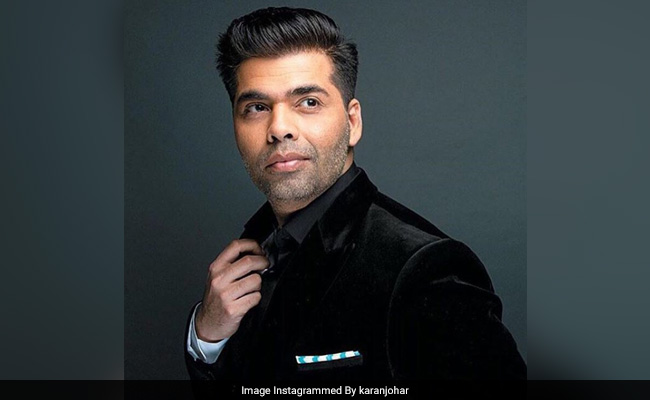 Father Karan Johar Introduces Twins Roohi and Yash To The World