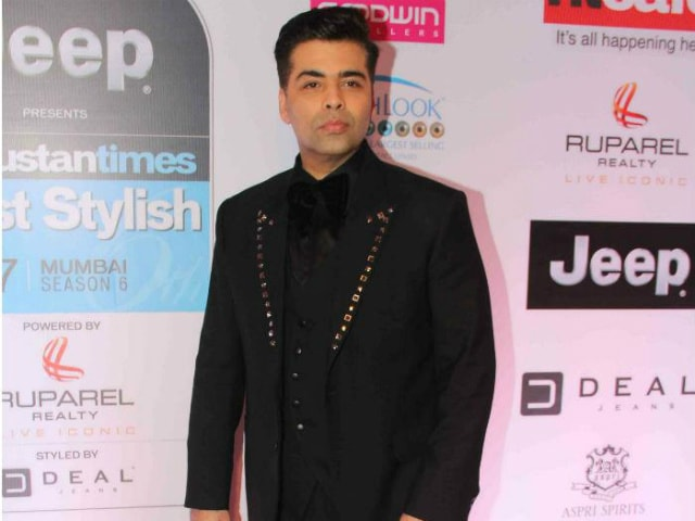 Karan Johar's 'Mid-Life Crisis:' I'm 44, Don't Take Opinions Anymore