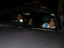 Kareena Kapoor Khan And Baby Taimur Ali Khan Spotted On A Drive. See Pics