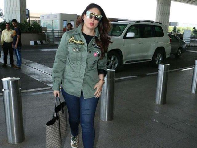 Kareena Kapoor Khan Is In London. Her Tashan Is Off The Charts
