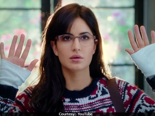 Katrina Kaif Shoots For Jagga Jasoos In 'Lovely Weather'. See Pic