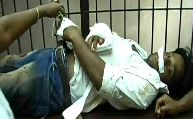 3 RSS Activists Attacked In Kerala Allegedly By Left Front Member