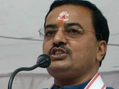 Working To Make UP Free Of Samajwadi Party: Deputy Chief Minister Keshav Prasad Maurya