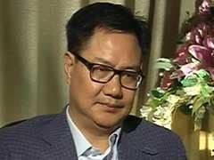 Sedition Law Vague: Minister Kiren Rijiju On Why Kanhaiya Kumar Hasn't Been Charged