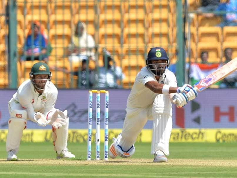 KL Rahul Hopeful Of Ravichandran Ashwin Running Through Australian Batting Order