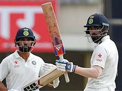 India vs Australia: KL Rahul, Murali Vijay Lead Hosts' Response On Day 2