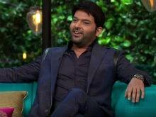 <i>Koffee With Karan 5</i>: Kapil Sharma Reveals He Gatecrashed Shah Rukh Khan's Party