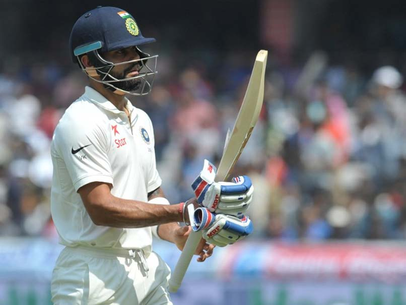 Virat Kohli Slips, R Ashwin Gains In ICC Test Rankings