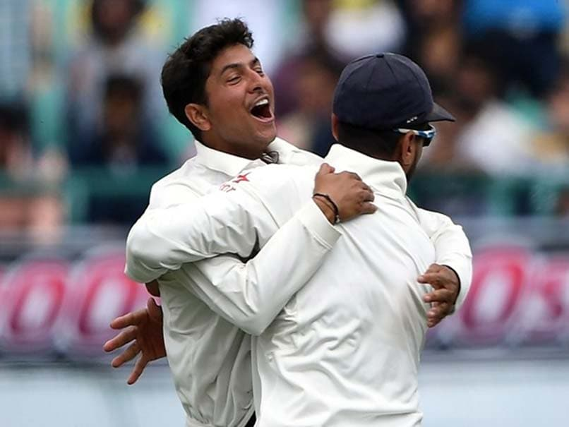 Kuldeep Yadav Remembers Shane Warne After Successful Debut