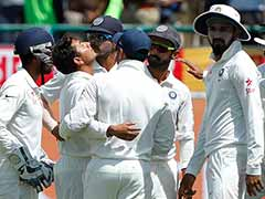 Highlights, India vs Australia, 4th Test, Day 1, Dharamsala: Kuldeep Helps Hosts Bowl Out Visitors For 300