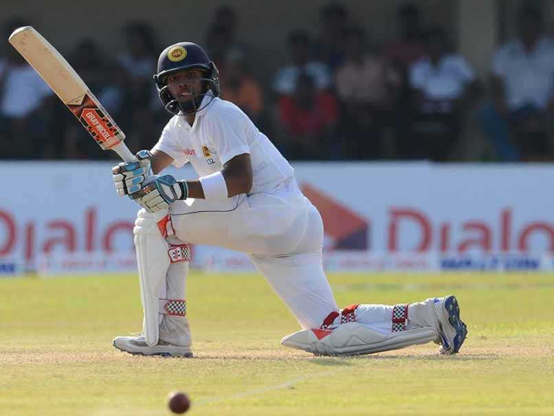 Late Wickets Give Sri Lanka Edge Over Bangladesh