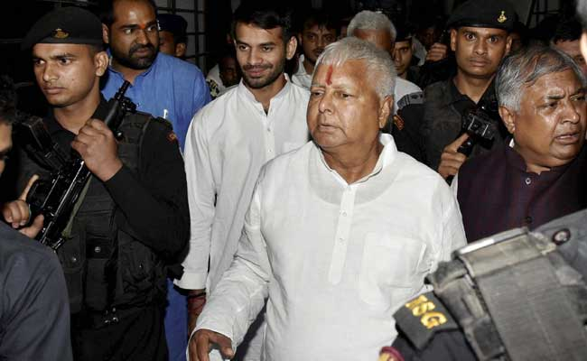 JD(U) Not To Attend Lalu Yadav's 'BJP Hatao, Desh Bachao' Rally