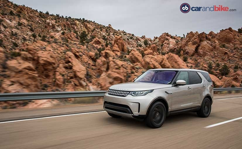 Land Rover Discovery: Exclusive Review