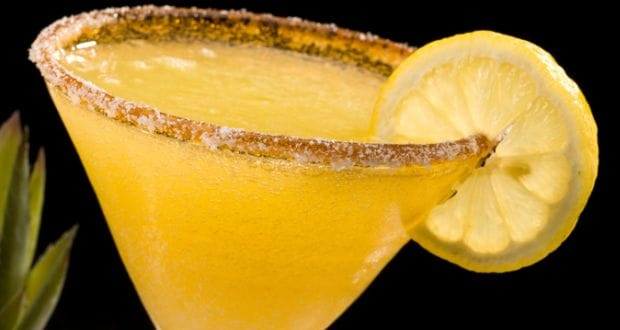 lemon margarita